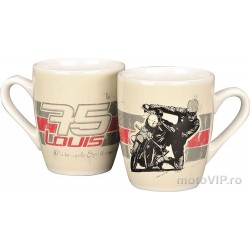 Set of two cups Louis 75 Nostalgic, 2x330 ml