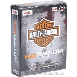 Kit model 1/18 Harley Davidson 2005 Softail FLSTCI