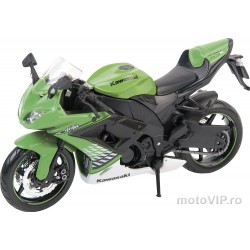 Model 1/12 Kawasaki ZX-10R Green