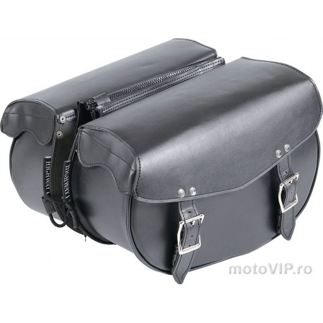 Coburi Highway 1 saddlebags, 17 litri