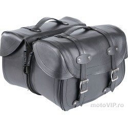 Cobs Highway 1 saddlebags, 27 liters