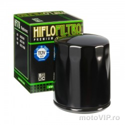HF171 B black - oil filter hiflofiltro