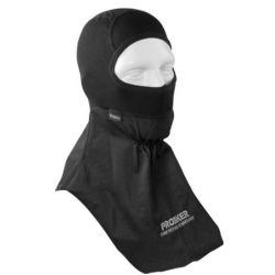 Probiker Black Coolmax Anti-Wind Cap